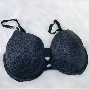 VS   Heathered Gray Padded Perfect Coverage 32DDD